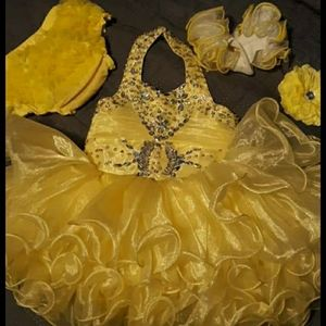 Other - Infant/toddler Pageant Dress